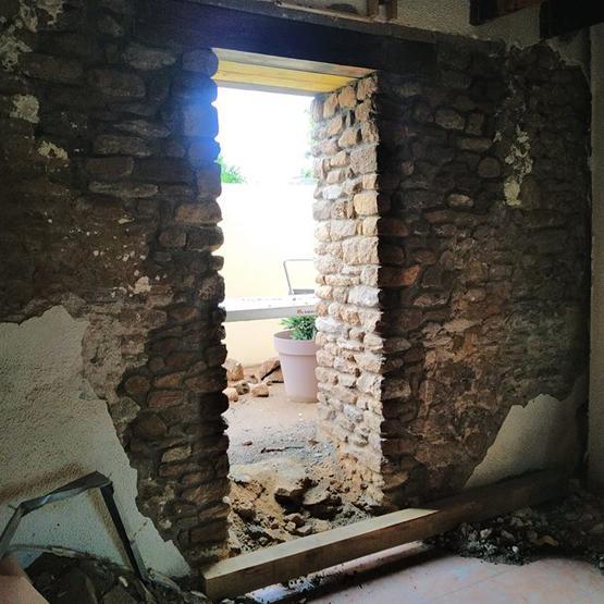 restauration de pierre