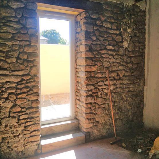 restauration maison en pierre